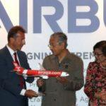 Airbus расширил и углубил своё присутствие в Малайзии