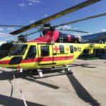 «Вертолеты России» передали ГТЛК два медицинских Ансата