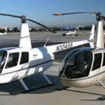 """Компания """"ЮТэйр-Инжиниринг"""" проводит первый капитальный ремонт вертолета Robinson R44"""