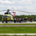 """На базе """"ЮТэйр-Инжиниринг"""" отремонтируют моторы для вертолетов """"Ми"""" и """"Ка"""""""